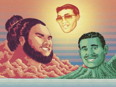 Rongo-Rongo Boys Album Cover