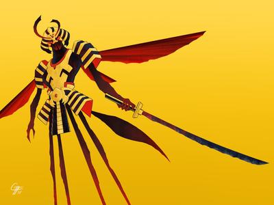 Hornet Samurai