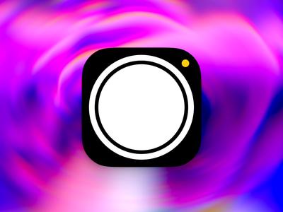 Apple Camera Icon Concept ukraine camera icon icons camera lens concept experiment future app icon icon camera apple