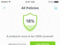 Personal insurance realpixel