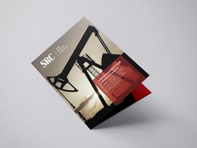 Corporate A4 Bifold Brochure