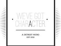 We've Got Character
