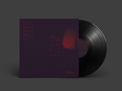 Mesh series – 1st EP (backside), Refracted