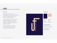 Foto Femme United – style guide, logo