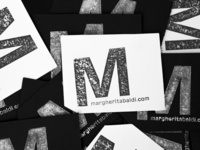 Personal Branding — Business Cards