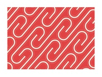 Core - typeface design - pattern