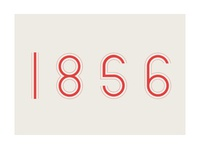 Core - typeface design - Numbers