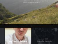 Story So Far - Homepage 2