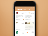Physical Deals iOS app