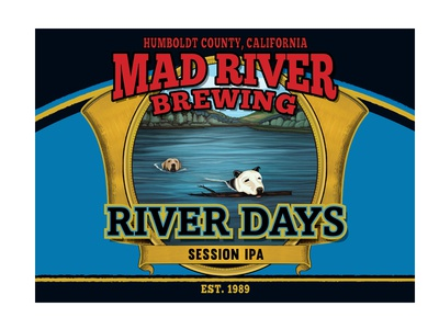 Mad River Brewing Co. River Days