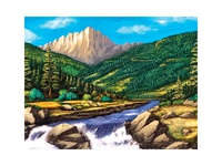 Sierra Nevada Brewing Co. - Summerfest Illustration