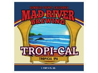 Mad River Brewing Co. Tropi-CAL IPA