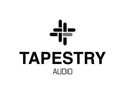 Tapestry Audio crosshatch audio guitar pedal logo icon tapestry audio tapestry