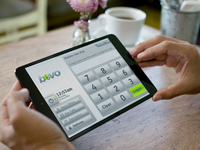 bevoPOS iPad app for restaurants