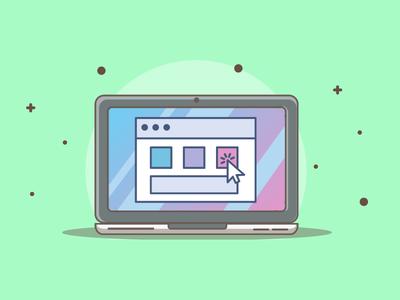 Laptop web dev website laptop