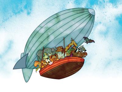 Noe Zeppelin