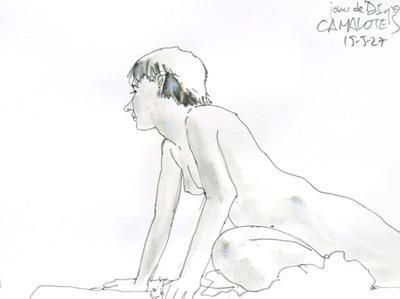 Agus at Camalotes