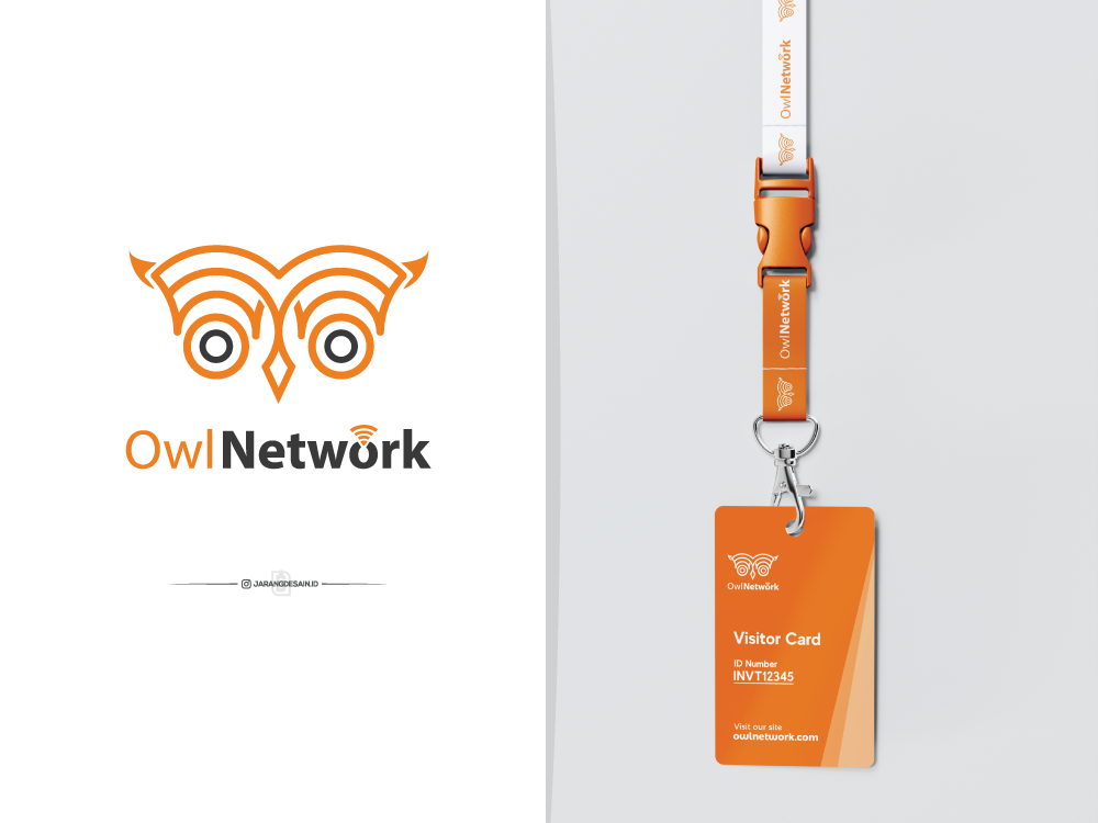 Owl Network Logo network owl logo owl vector design flat logo flat design concept logo branding logobrand logo a day conceptlogo brand mark brand logo branding design brand logotype logo mark logo brand logo