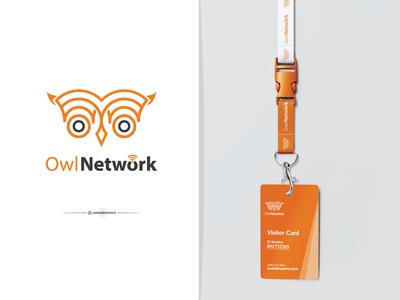 Owl Network Logo