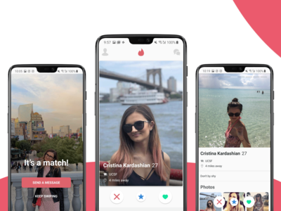 Dating Android App Template