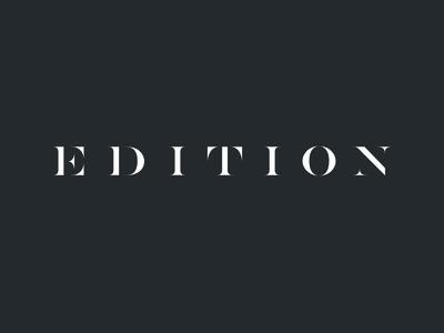 Edition / Design Studio / SF & PDX