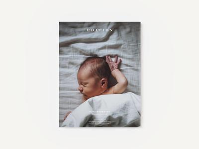 Edition / Design Studio / Brand Workshop Booklet