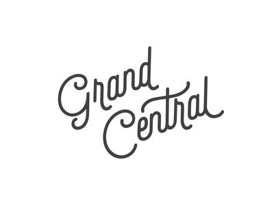 Grand Central / Bakery / Logo