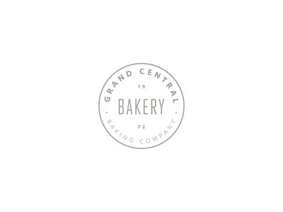 Grand Central / Bakery / Secondary Logomark