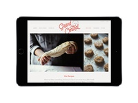 Grand Central / Bakery / Website