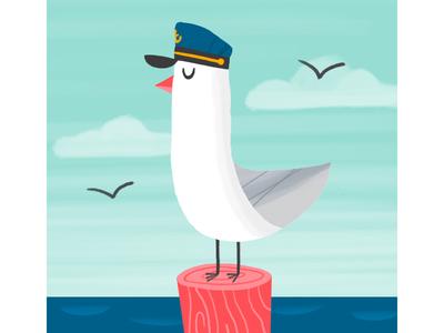 Seagull Captain