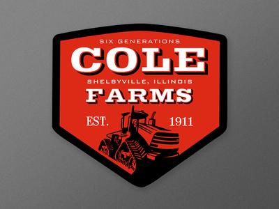Cole Farms Emblem