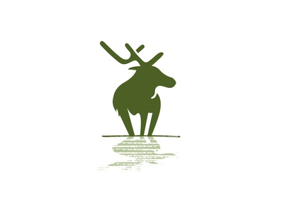 Moose Brand Asset for Design Beast Creative