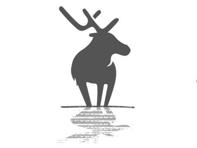 Revised Moose Brand Asset for Design Beast Creative