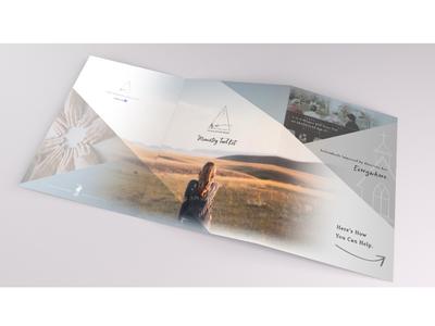 Tri-fold Presentation Folder for WeAreEverywhere.life