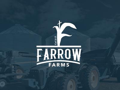 Farrow Farms Logo Design
