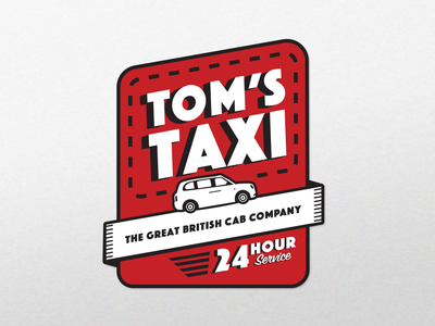 Tom's Taxi Emblem [WIP]