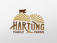 [WIP] Hartung Family Farm Logo