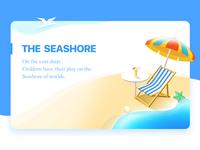 The seasore
