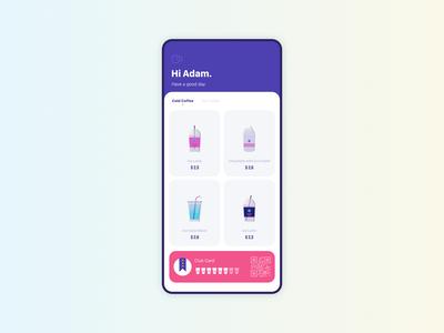 Daily UI Design - 01