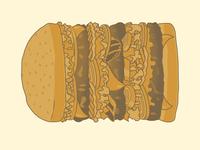 Burger Friday Clipboard WIP
