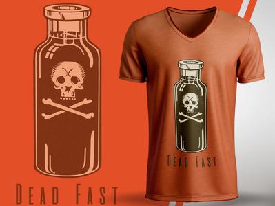 dead fast T Shirt