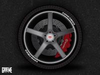 Vossen Wheel