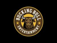Bucking Bull Entertainment Logo