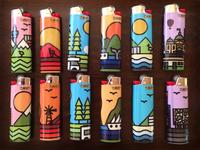 Bic Australia & New Zealand Lighters Series