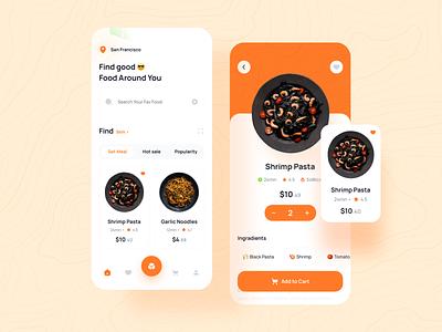 Foodbase - Food Delivery food delivery app recipe app food app food order ui8net ui8 kitsbase restaurant app delivery food delivery food ux ui app