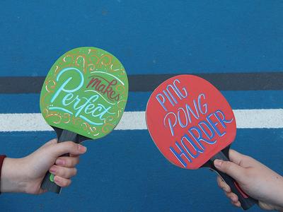 Ping Pong Hooray!