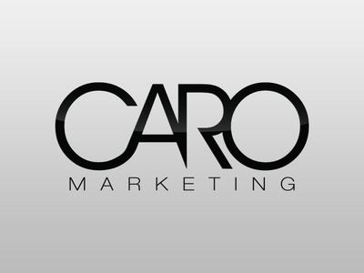 Caro Logo logo branding identity accents