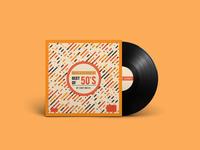 50's Throwback Sounds Vinyl