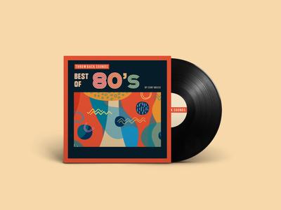 80's Throwback Sounds Vinyl