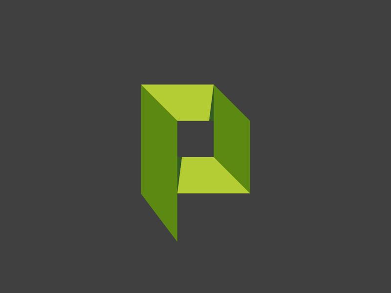 PolyMade Logo Concept